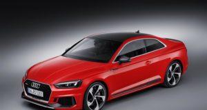 Audi RS 5 coupé 2017.