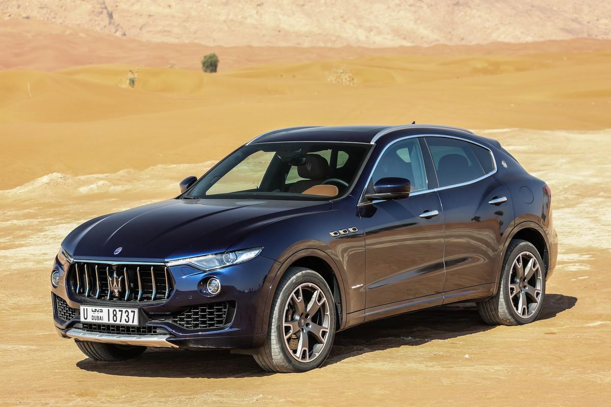 Maserati Levante 2018 Prezzo Interni Diesel Dimensioni Foto Motori Sgommo It