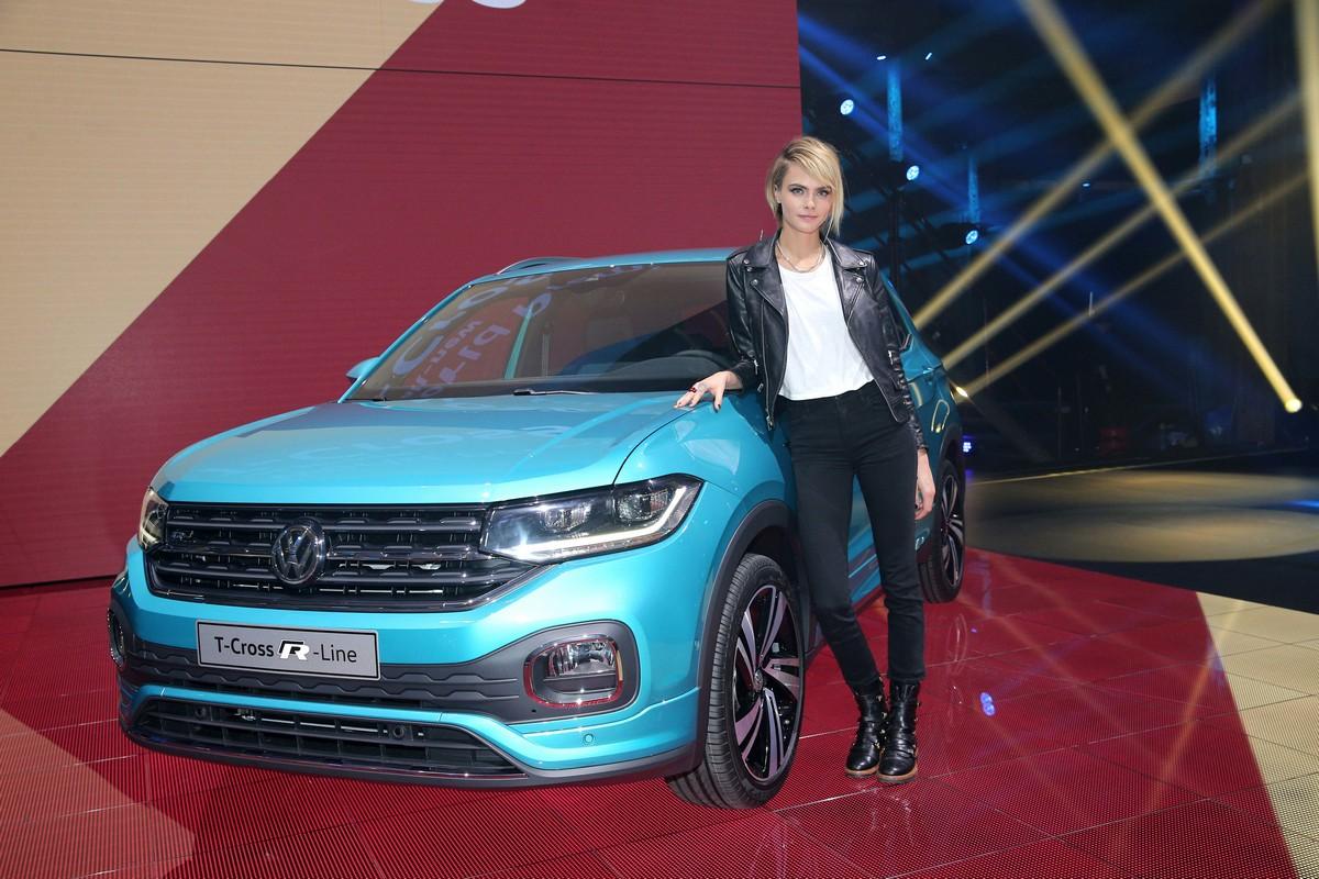Volkswagen T Cross 2019 Prezzo Ipotizzato Dimensioni