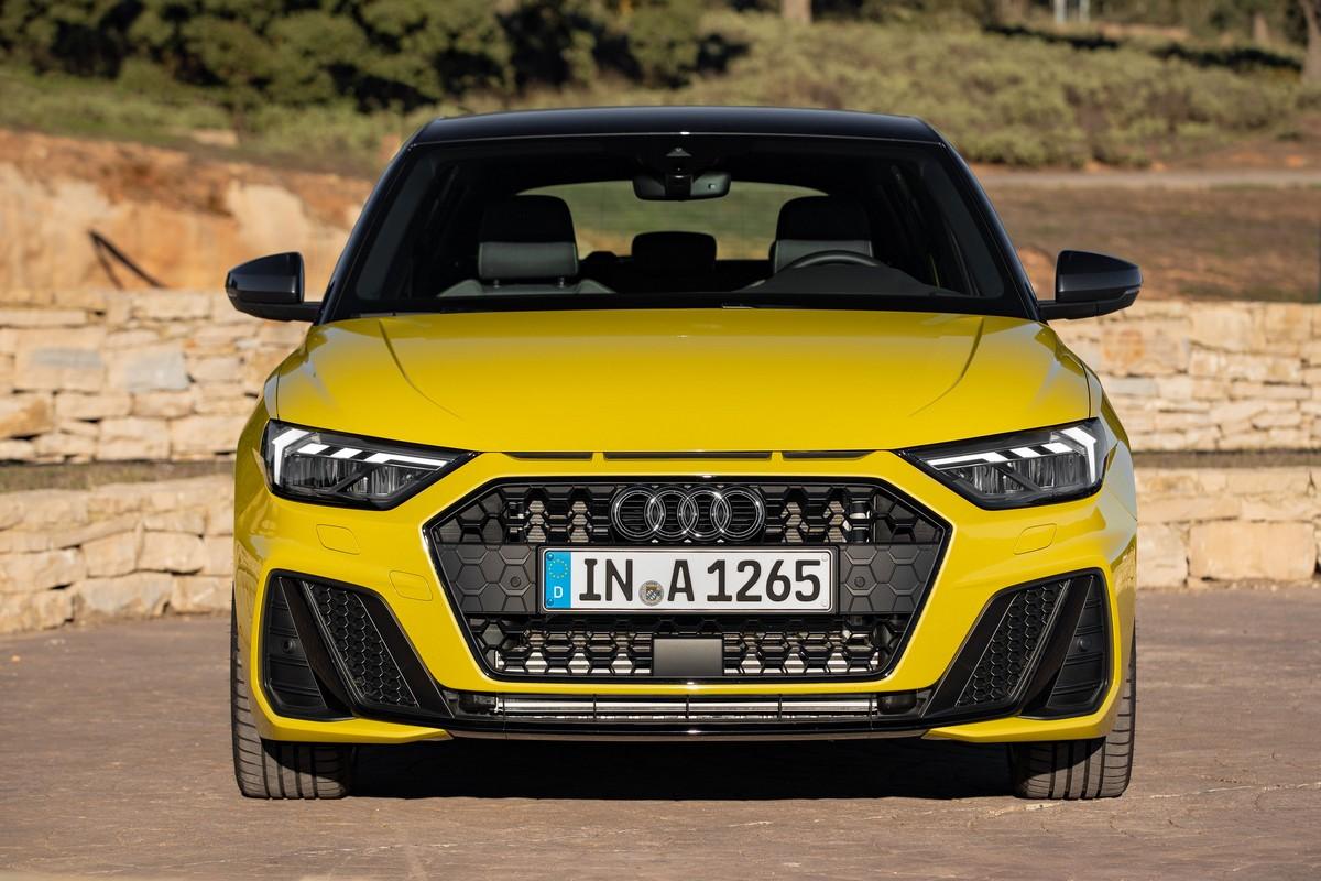 Nuova Audi A1 Sportback Motori 2019 Prezzo Sgommo It