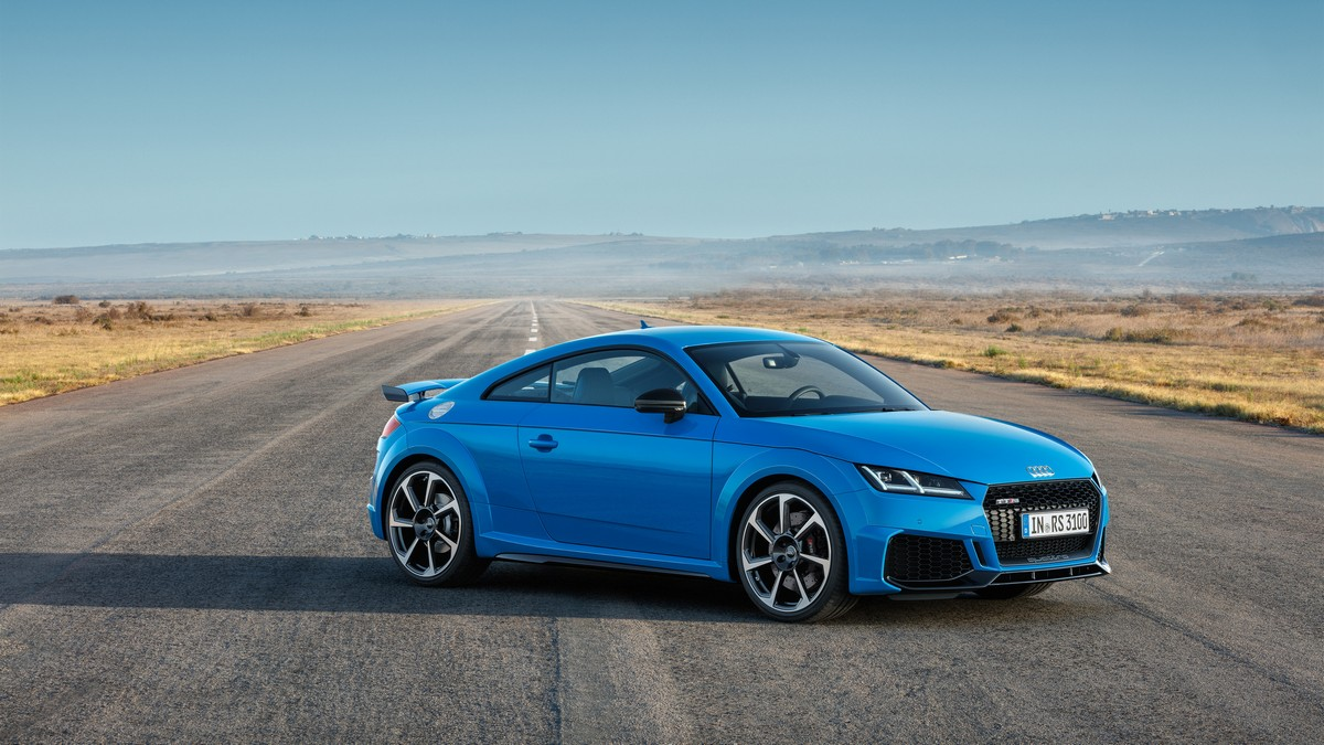 Audi TT RS 2019: potrebbe essere l'ultima versione ...