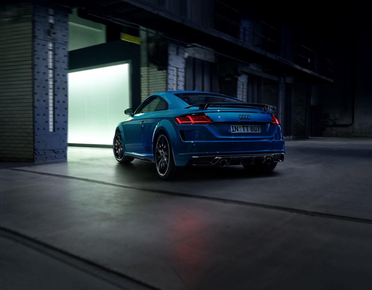 Audi TT S line competition plus - 245 CV | Sgommo.it